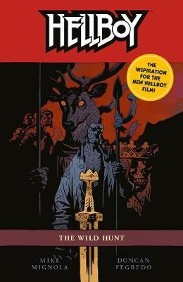 Hellboy: The Wild Hunt (2nd Edition) by Mike Mignola image