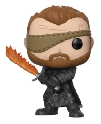 Game of Thrones - Beric (with Flame Sword) Pop! Vinyl Figure