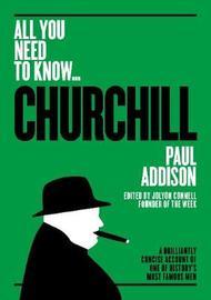 Winston Churchill by Paul Addison