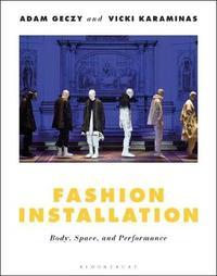 Fashion Installation by Adam Geczy