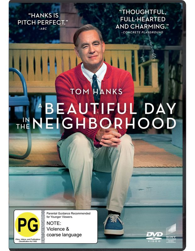 A Beautiful Day in the Neighborhood on DVD