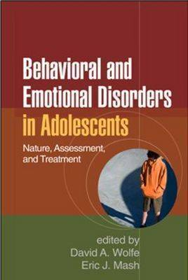 Behavioral and Emotional Disorders in Adolescents image