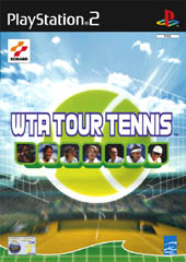 WTA Tennis for PS2