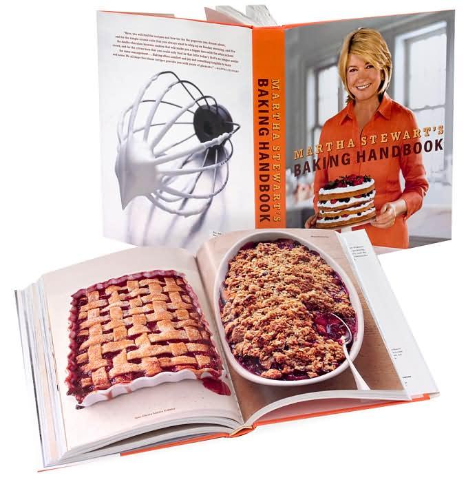 Martha Stewart's Baking Handbook image