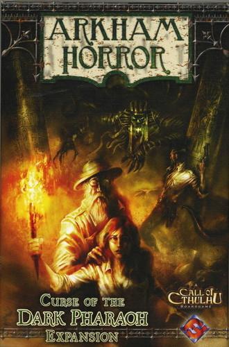 Arkham Horror: Curse of the Dark Pharoah Expansion