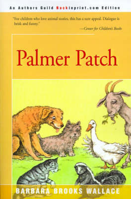 Palmer Patch by Barbara Brooks Wallace