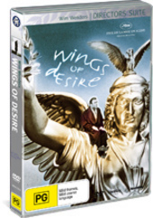 Wings Of Desire on DVD