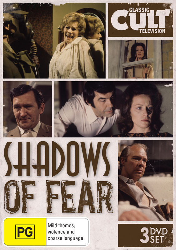 Shadows of Fear on DVD