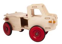 Moover Kindergarten Dump Truck - Natural