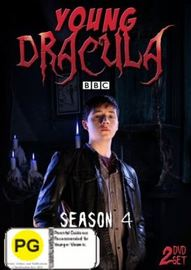 Young Dracula - Season 4 on DVD