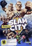 WWE Slam City DVD
