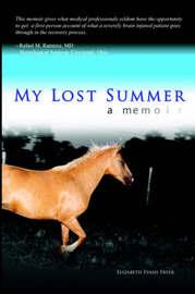 My Lost Summer by Elizabeth, Evans Fryer