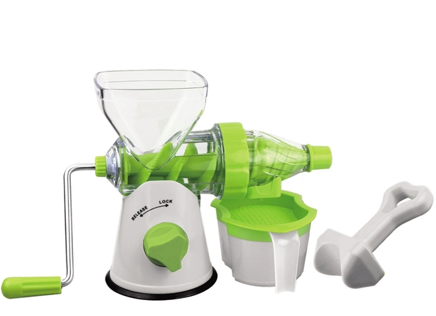Cold Press Super Juicer
