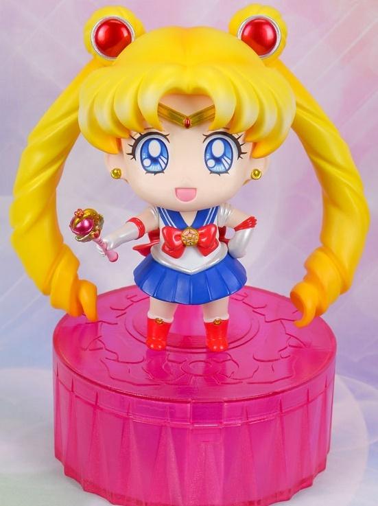 Sailor Moon: Petite Chara Mini-Figure image