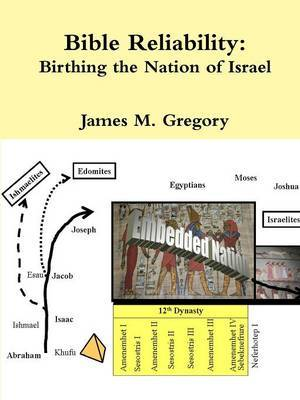 Bible Reliability: Birthing the Nation of Israel by James Gregory image
