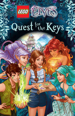 LEGO ELVES: Quest for the Keys by Stacia Deutsch image