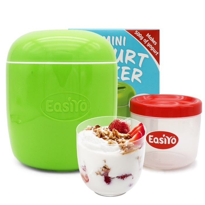EasiYo Mini Yogurt Maker - 500g (Apple Green) image