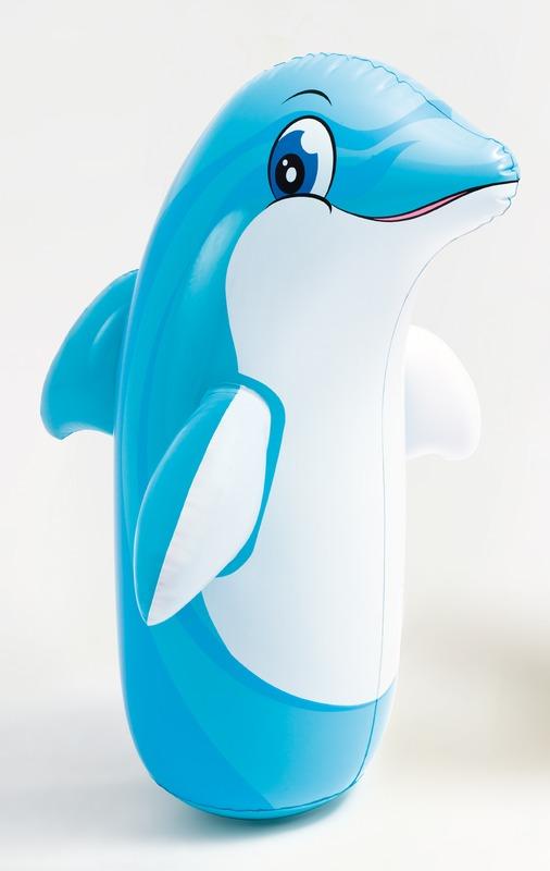 Intex: 3D Bop Bag - Dolphin