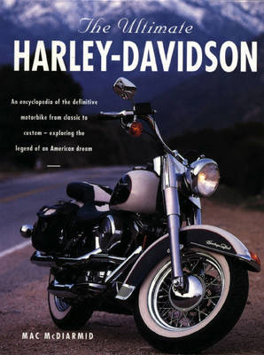 Ultimate Harley Davidson by Mac McDiarmid image