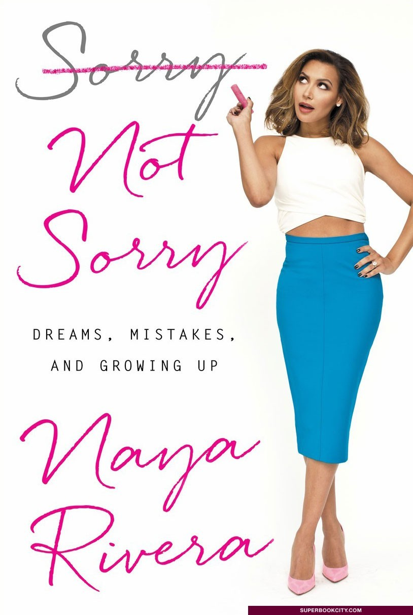 Sorry Not Sorry by Naya Rivera image