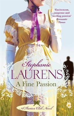 A Fine Passion by Stephanie Laurens image