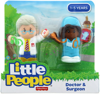 Fisher-Price: Little People - Doctor & Surgeon