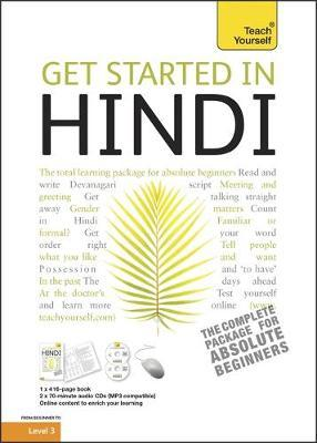 Teach Yourself Get Started in Hindi by Rupert Snell
