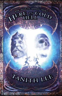 Here in Cold Hell by Tanith Lee image