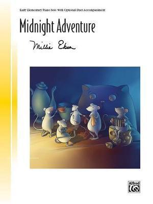 Midnight Adventure by Millie Eben
