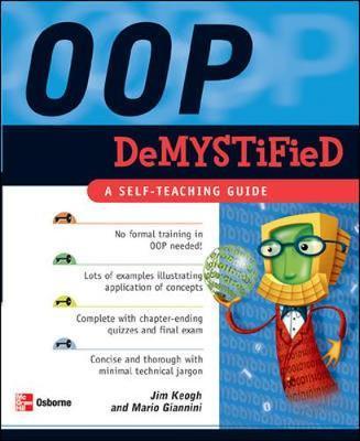 OOP Demystified by Jim Keogh image