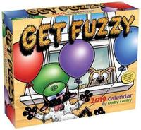 Get Fuzzy 2019 Day-To-Day Calendar by Darby Conley