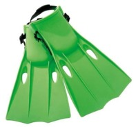 Intex: Medium Swim Fins - (Green)