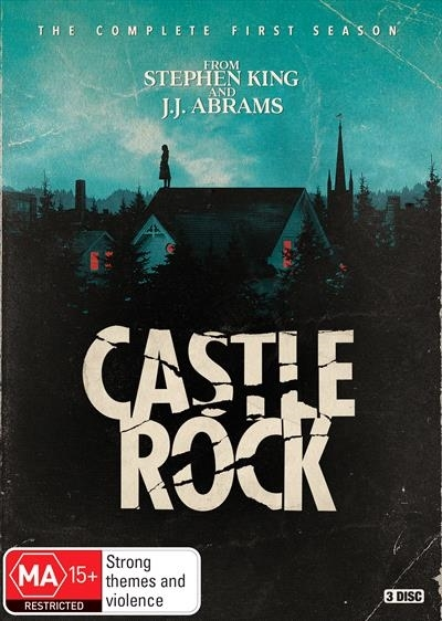 Castle Rock on DVD