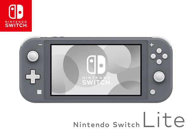 Nintendo Switch Lite - Grey for Switch