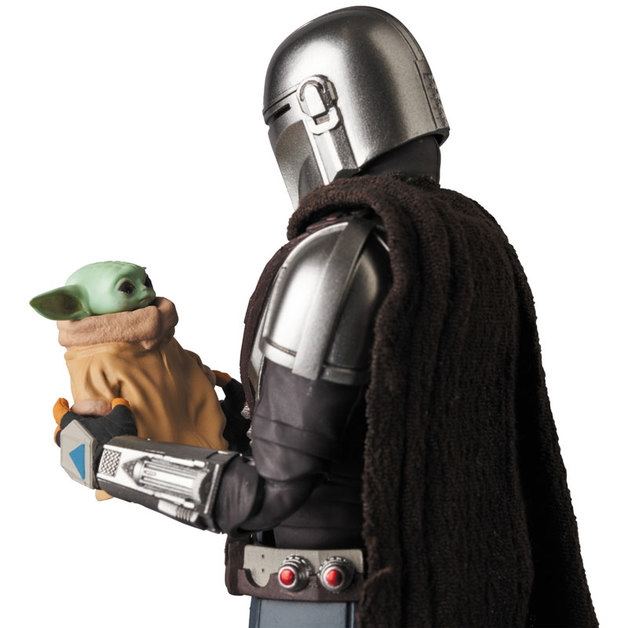 Star Wars: Mandalorian - Mafex Action Figure