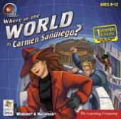 Where in the World is Carmen Sandiego? for PC