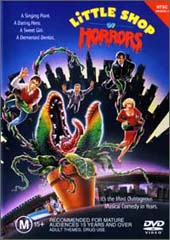 Little Shop Of Horrors (NTSC) on DVD