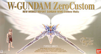 PG 1/60 Wing Gundam Zero Custom - Model Kit