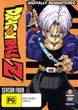 Dragon Ball Z - Season 4 DVD