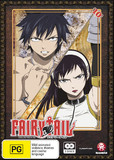 Fairy Tail - Collection 10 on DVD