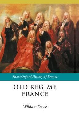 Old Regime France