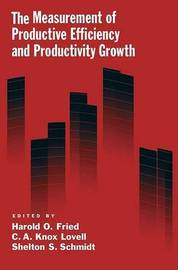 The Measurement of Productive Efficiency and Productivity Growth image
