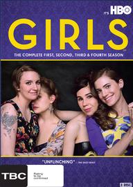 Girls - Season 1-4 DVD