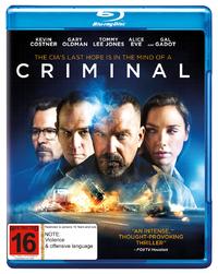 Criminal on Blu-ray