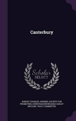 Canterbury by Robert Charles Jenkins image