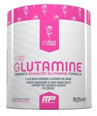 Fitmiss Glutamine - Unflavored (30 Serve)