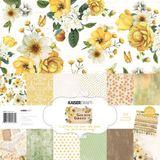 Kaisercraft: Golden Grove Paper Pack with Bonus Sticker Sheet