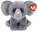 Ty Beanie Babies: Whopper Elephant - Small Plush