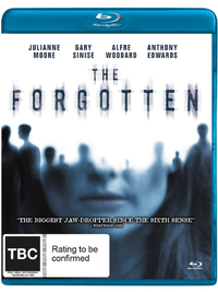 The Forgotten on Blu-ray