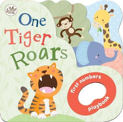 Little Me One Tiger Roars by Parragon Books Ltd image